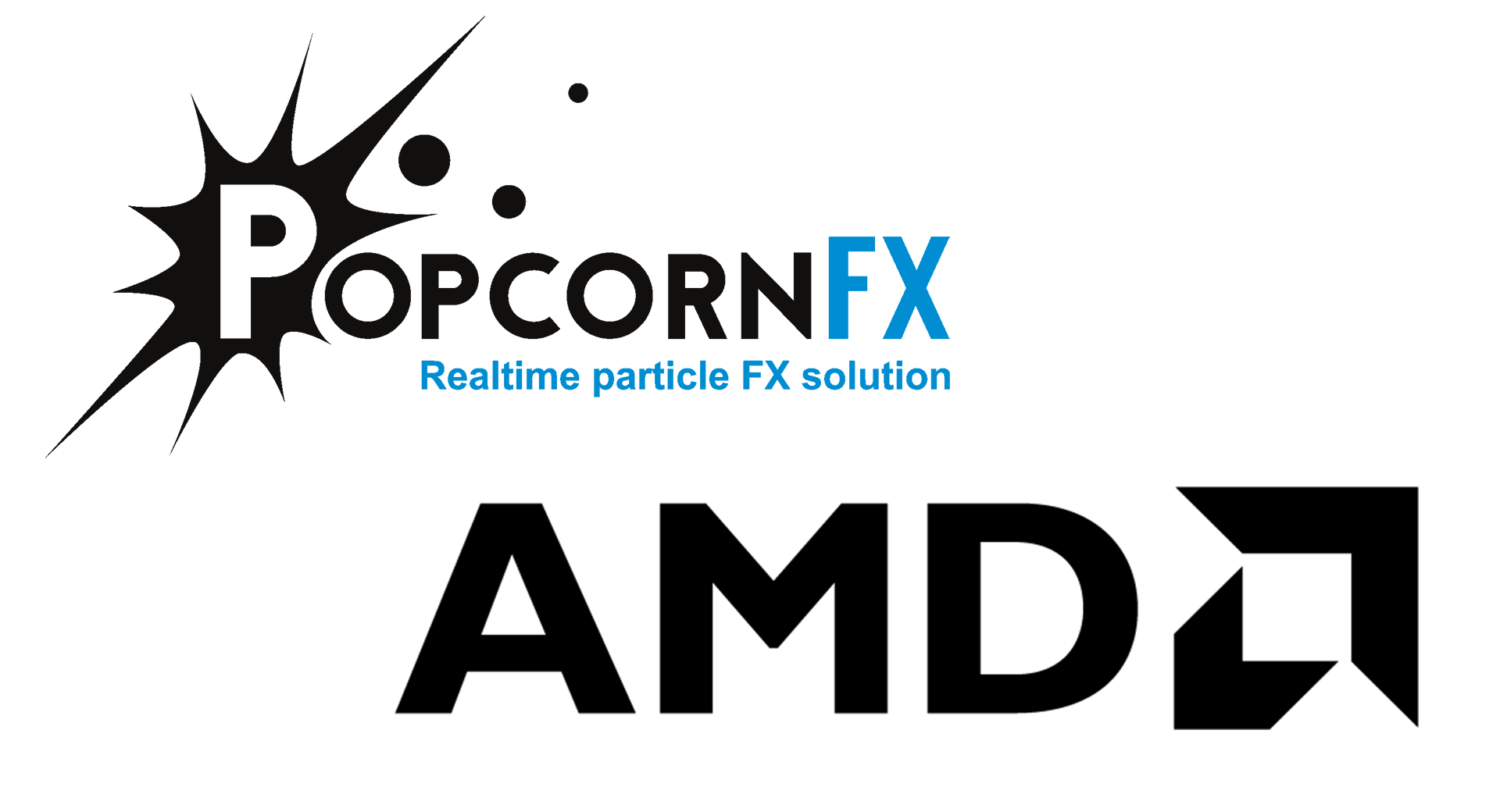 Press Release PopcornFX & AMD collaboration