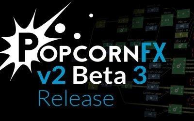 PopcornFX v2 Beta 3
