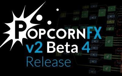 PopcornFX v2 Beta 4