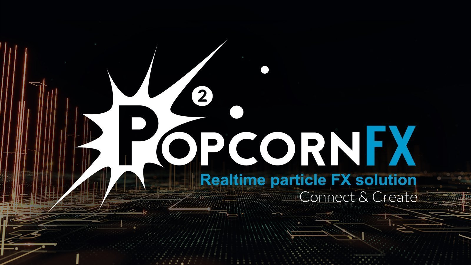 Download PopcornFX v2 - Real-time particles middleware