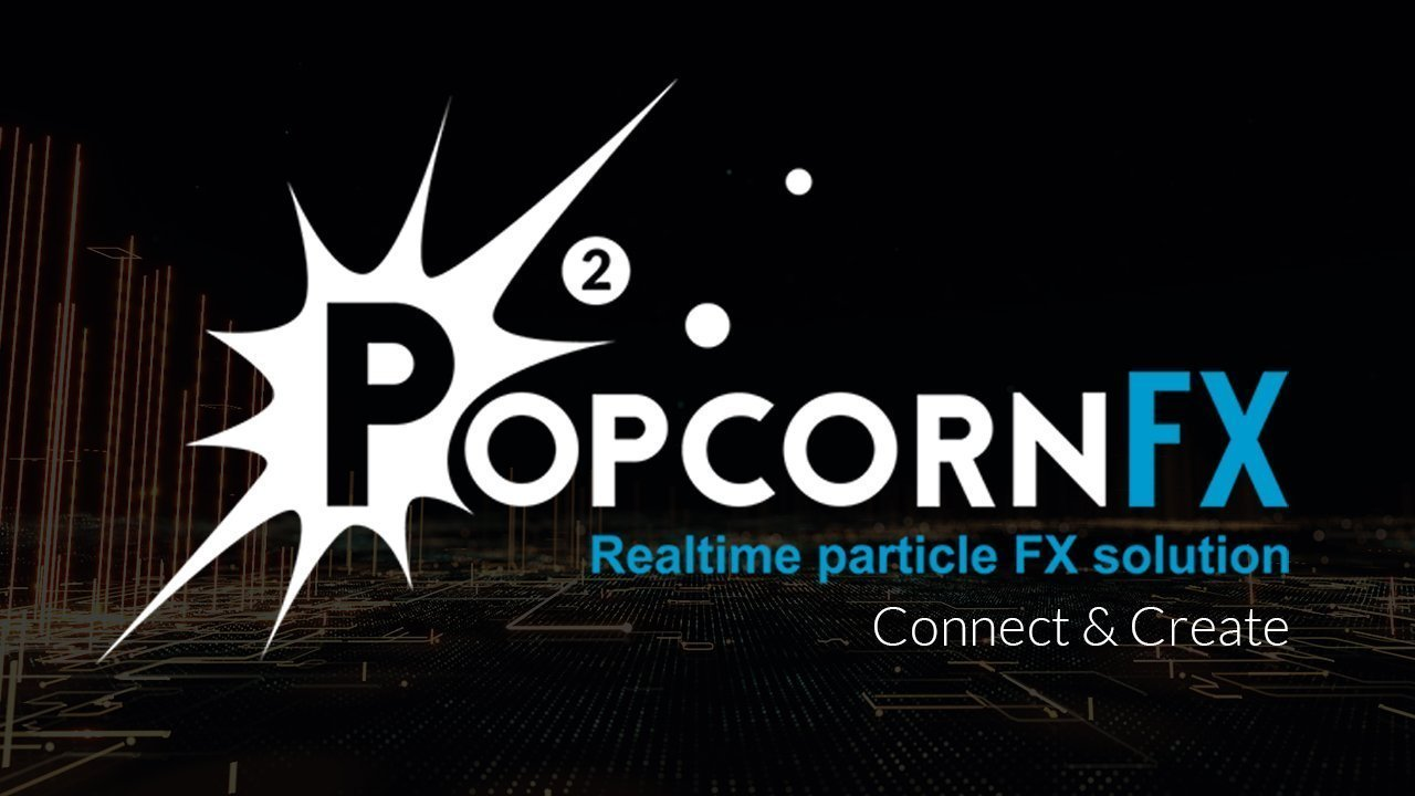 PopcornFX - Download PopcornFX editors PopcornFX particles