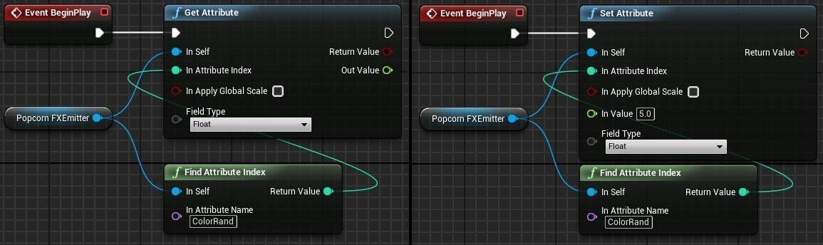UE4 Plugin: Get/Set attribute value