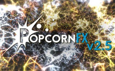 PopcornFX v2.5