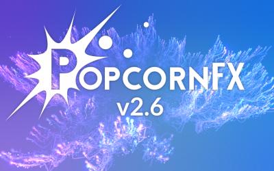 PopcornFX v2.6