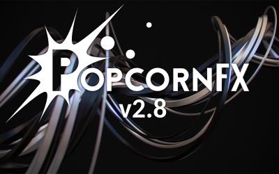 PopcornFX v2.8