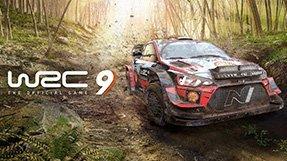 WRC9 PopcornFX Powered