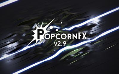 PopcornFX v2.9 banner