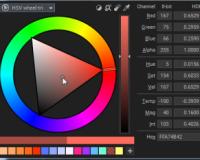 v2.7: Color picker improvements